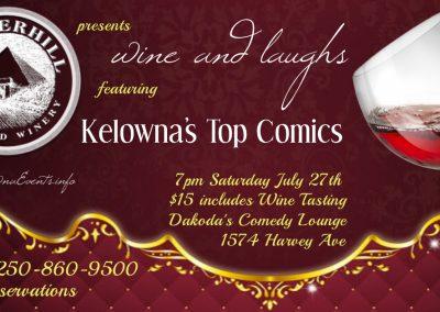 Wine&Laughs7pmSatJuly27th