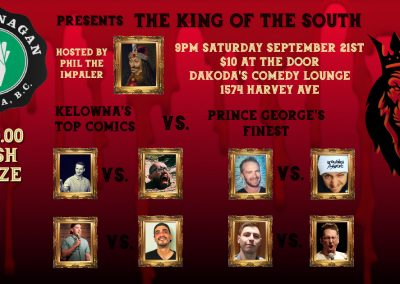 Kingofthesouthposter